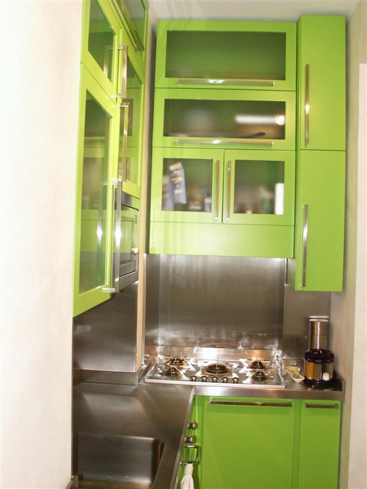 Top acciaio inox bordo salvagoccia | Progetti Borlina Acciaio