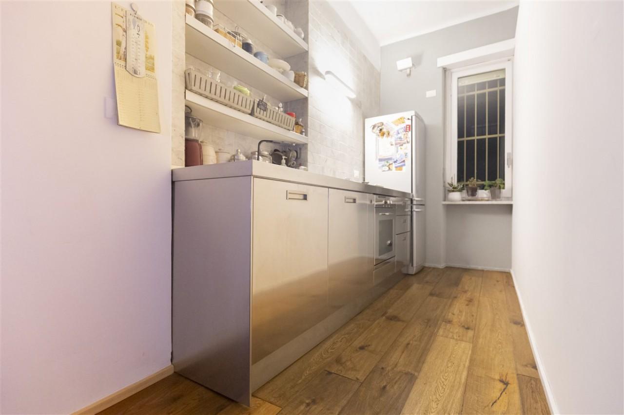 Rinnovo cucina con nuovo top acciaio inox   Progetti ...