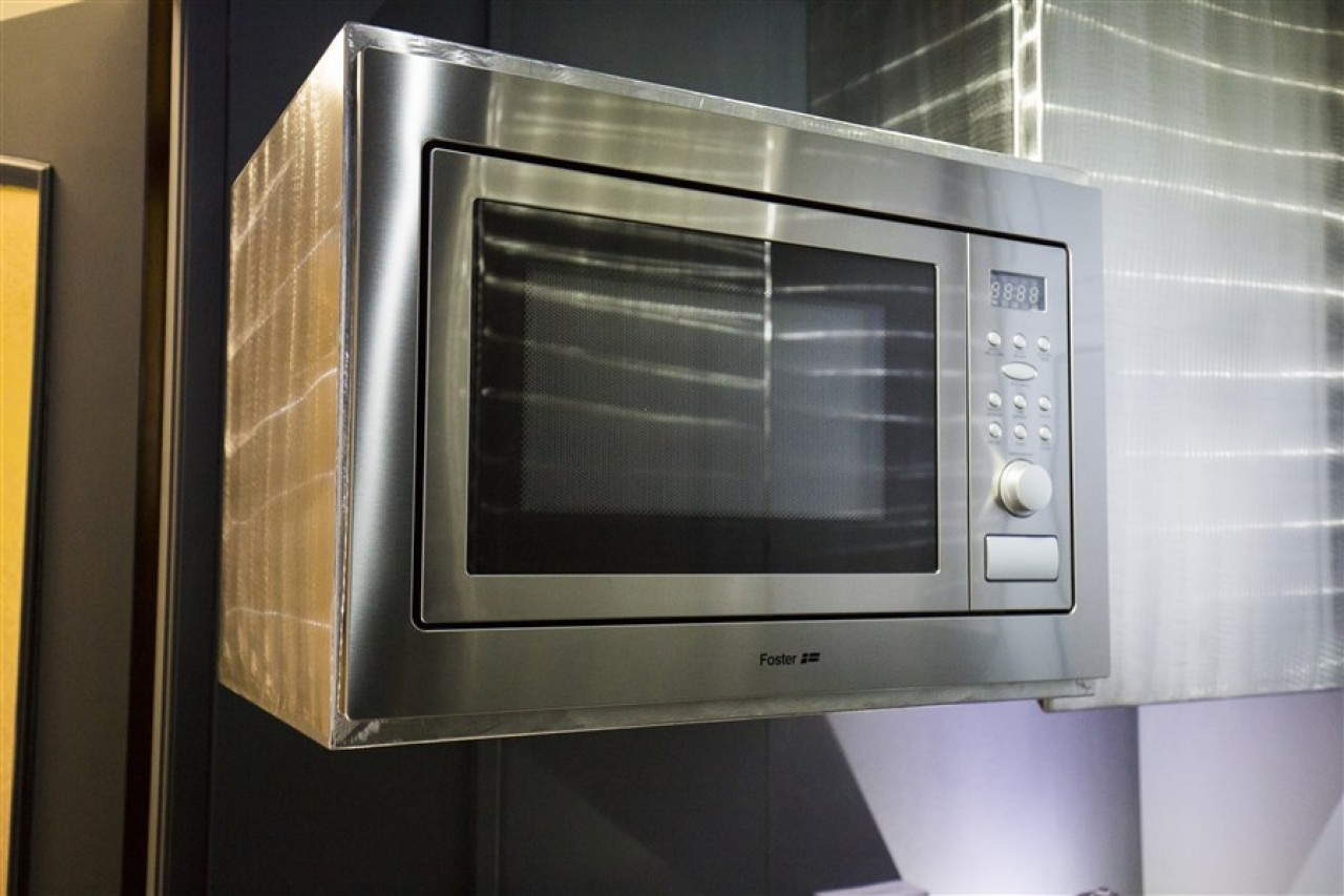 Blocchi cucina acciaio inox spazzolato | Progetti Borlina Acciaio